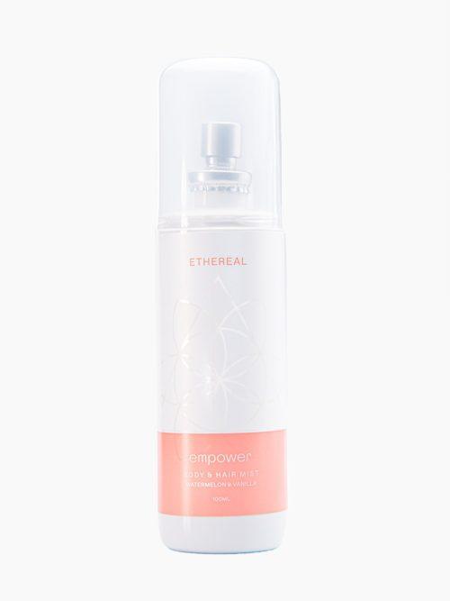 MIst Empower με άρωμα καρπούζι βανίλια για ενδυνάμωση νυχιών και δέρματος