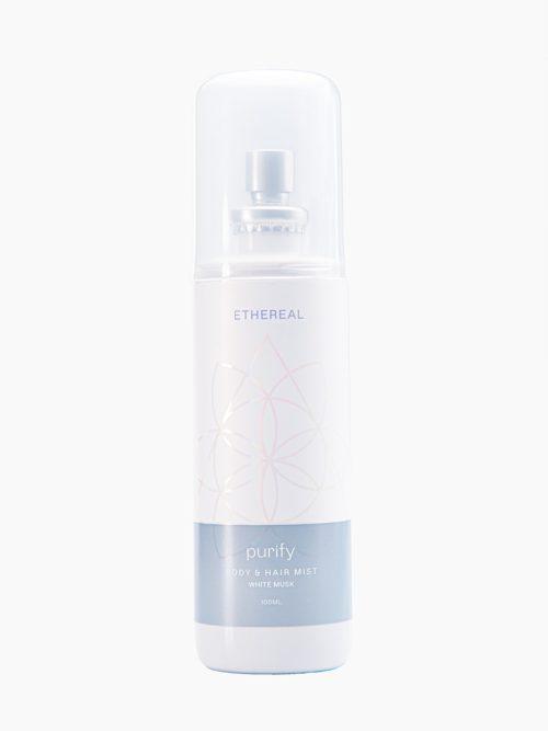 Mist Purify για ενυδατωση και περιποιηση σωματος και μαλλιων με υπεροχο αρωμα, ελληνικο χειροποιητο με φυσικα υλικα