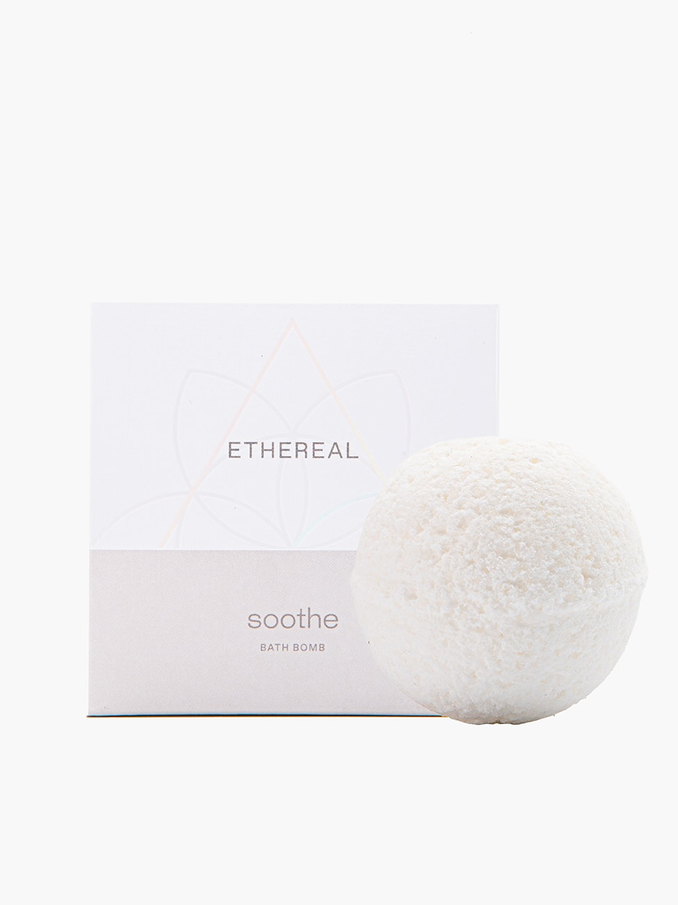Soothe_Bathbomb_Package_Ethereal_Dermocosmetics_Skincare_Handmade_Greek_Products_1