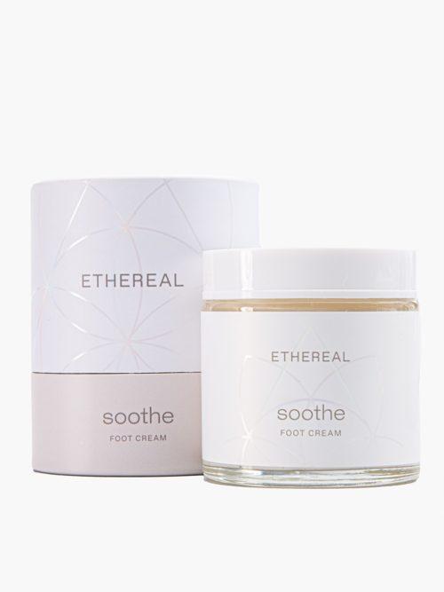 Κρεμα ποδιων/ακρων soothe μακρινη ληψη στον αερα, δερμοκαλλυντικο ελληνικο χειροποιητο dermocosmetics με κουτί